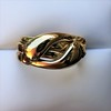 Antique Double Serpent Ring 22