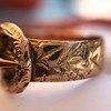 Antique English Buckle Ring, by KBSP 28