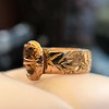 Antique English Buckle Ring, by KBSP 21