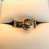 Antique English Buckle Ring, by KBSP 15