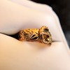 Antique English Buckle Ring, by KBSP 18