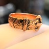 Antique English Buckle Ring, by KBSP 9