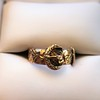 Antique English Buckle Ring, by KBSP 16