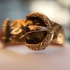 Antique English Buckle Ring, by KBSP 29