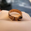 Antique English Buckle Ring, by KBSP 23