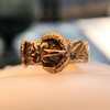 Antique English Buckle Ring, by KBSP 24