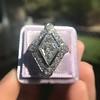 1.82ctw Edwardian Diamond Lozenge Dinner Ring 33