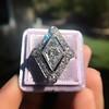 1.82ctw Edwardian Diamond Lozenge Dinner Ring 32