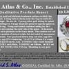 3.70tcw Edwardian Spinel & Old European Cut Diamond Dinner Ring 7