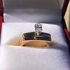 0.36ct Vintage Marquise Wedding Set 46