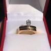 0.36ct Vintage Marquise Wedding Set 19