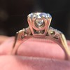 .69ct Transitional Cut Diamond Solitaire 22