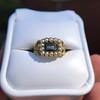 Victorian Memorial Ring 9