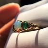 Victorian Opal and Emerald Trilogy Band 22