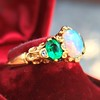 Victorian Opal and Emerald Trilogy Band 43