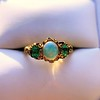 Victorian Opal and Emerald Trilogy Band 40