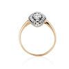 Victorian Rose Cut Diamond Navette Ring 2