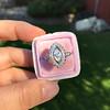 .93ctw Vintage Marquise Cut Diamond Navette Ring 19