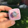 .93ctw Vintage Marquise Cut Diamond Navette Ring 20
