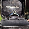 Vintage 6-prong Tiffany Mounting, Platinum 7