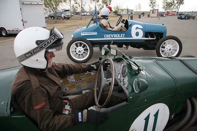 Vintage and Historic Auto Racing