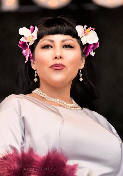 Model: Stephanie Medina