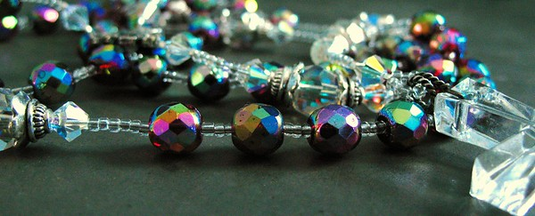 vintage jewelry rosary