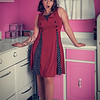 Pink Kitchen Damsil