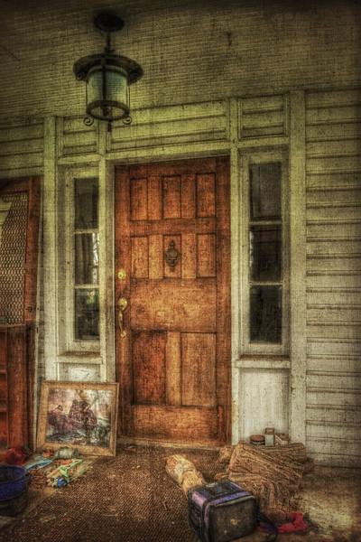 Back Porch Junk