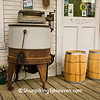 Antique Wringer Washing Machine at Mellon's Country Store, Stone County, Arkansas