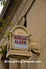 Vintage Stained Glass Burglar Alarm, First National Bank Building, Chillicothe, Ohio