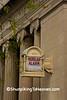 Vintage Stained Glass Burglar Alarm, Chillicothe, Ohio