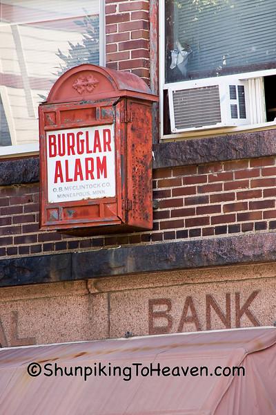 Burglar Alarm, Rock County, Wisconsin