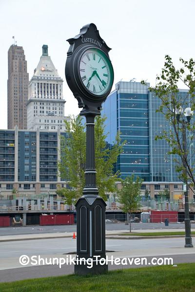 Street Clock, Cincinnati, Ohio