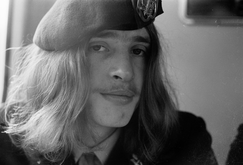 Near Amsterdam, 1972