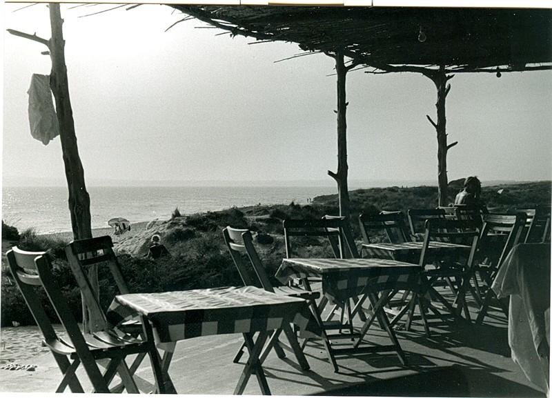 Blue Bar, Formentera, Spain, 1970