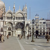 St. Mark's Square ~ Venice, Italy - 1949<br /> <br /> Taken by: Evelyn M. Stillwagon
