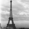 Eifel Tower, 3 - 1947<br /> <br /> Taken By: Evelyn M. Stillwagon