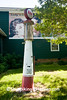 Gas Pump at Patterson's Mill Country Store, Chapel Hill, North Carolina