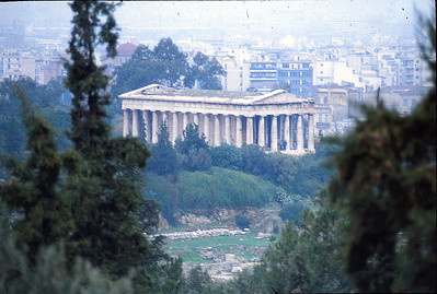 Johnston College in Greece, 1979-80
