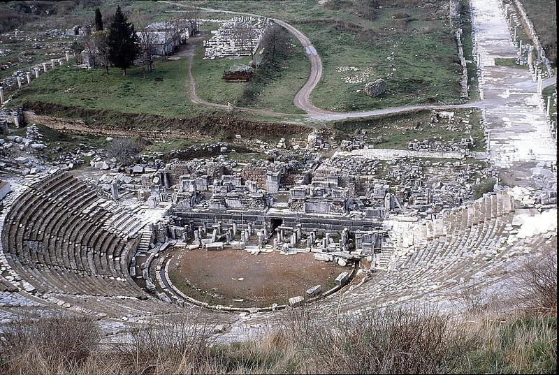 Ephesos, January 6, 1980