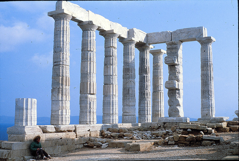 Sounion, Jan 18, 1980
