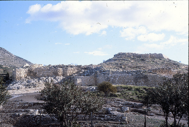 Mycenae, December 17, 1979