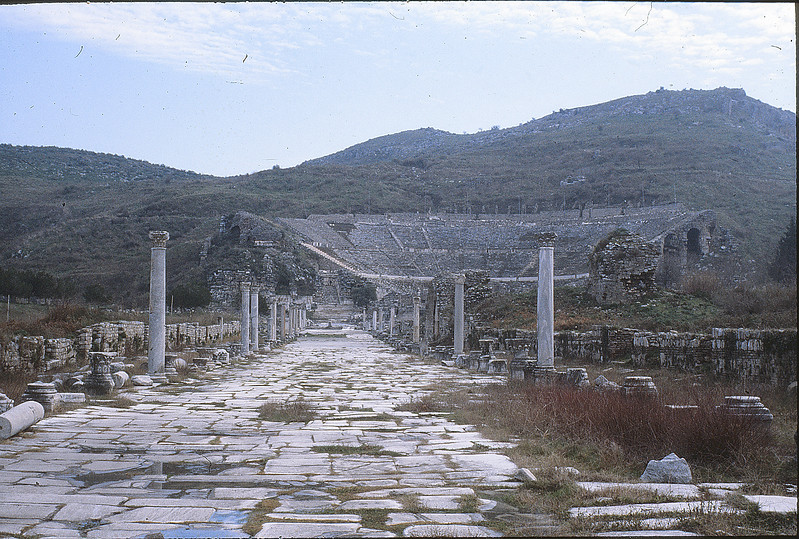 Ephesos, January 7, 1980