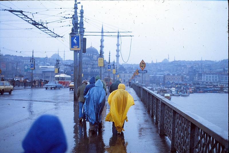Istanbul, January 1, 1980