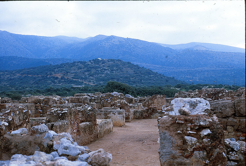 Minoan Crete, January 15 or 16, 1980