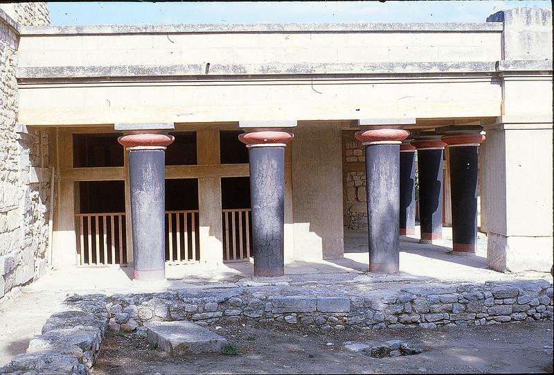 Knossos, January 14, 1980