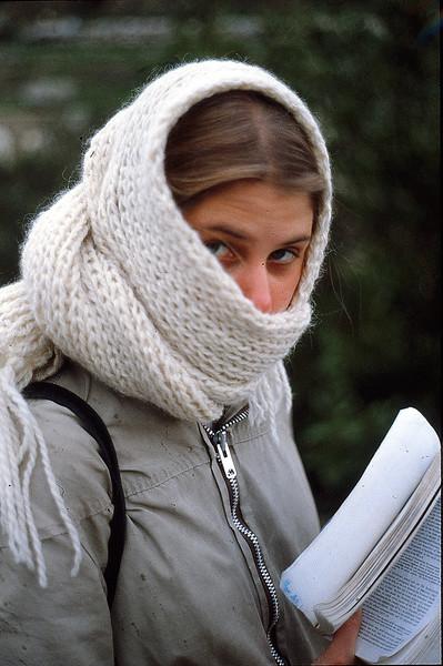 Jena in Athens, December 14, 1979.
