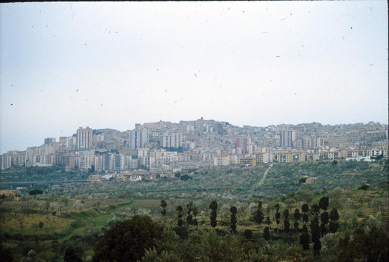 Agrigento, January 30, 1980