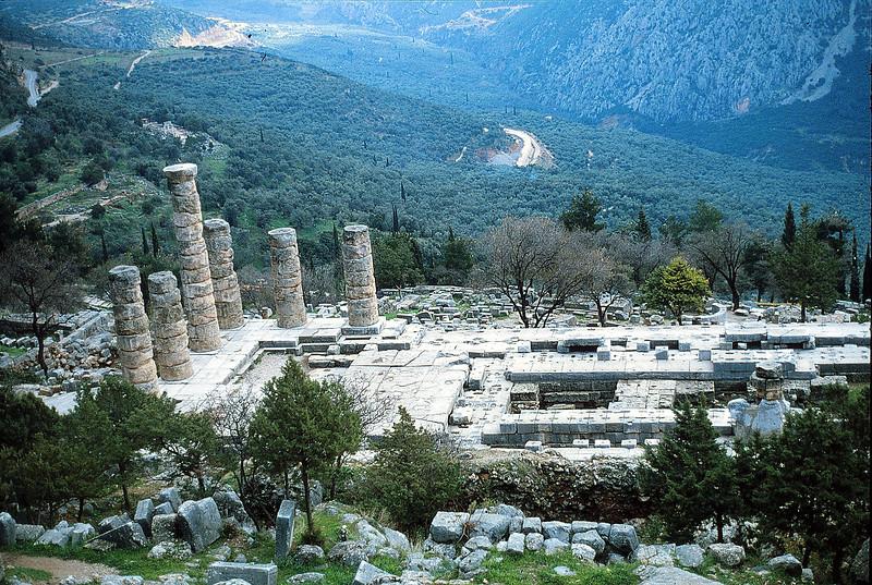 Delphi, January 22, 1980